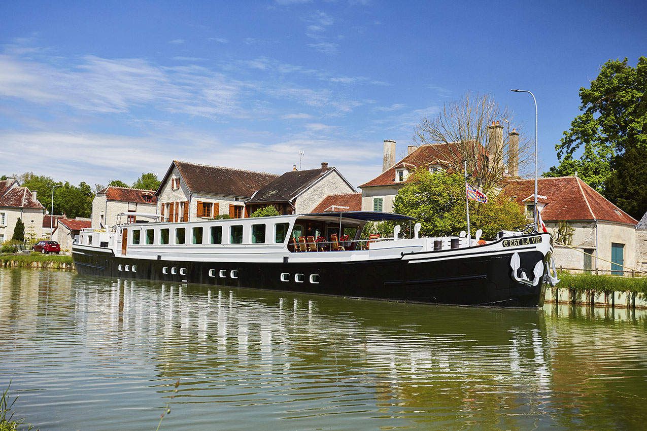 Hotel Barge France