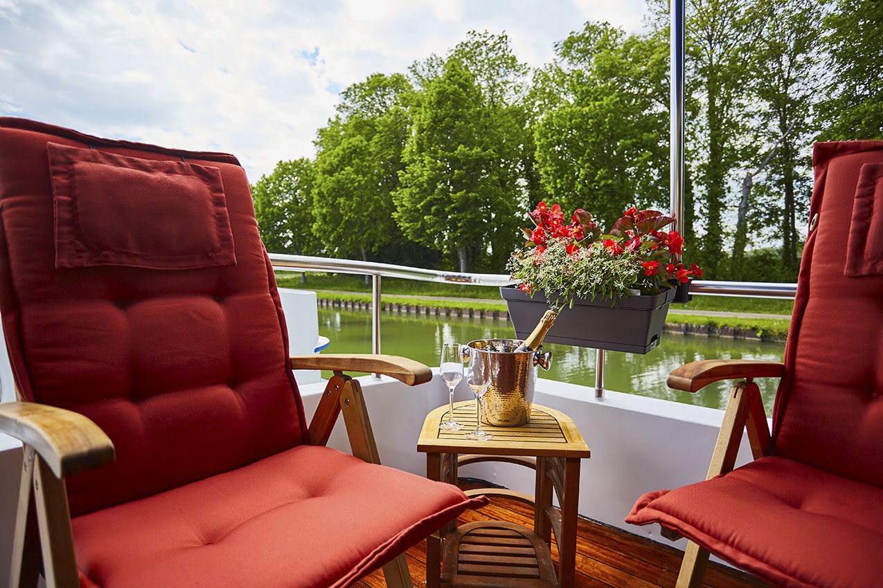 Luxury French River Cruise