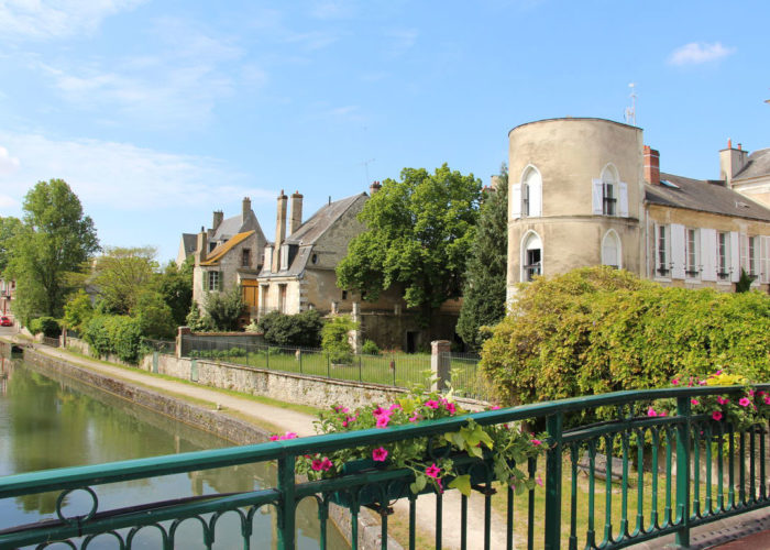 Sightseeing in Montargis, France on the Upper Loire Cruise Route