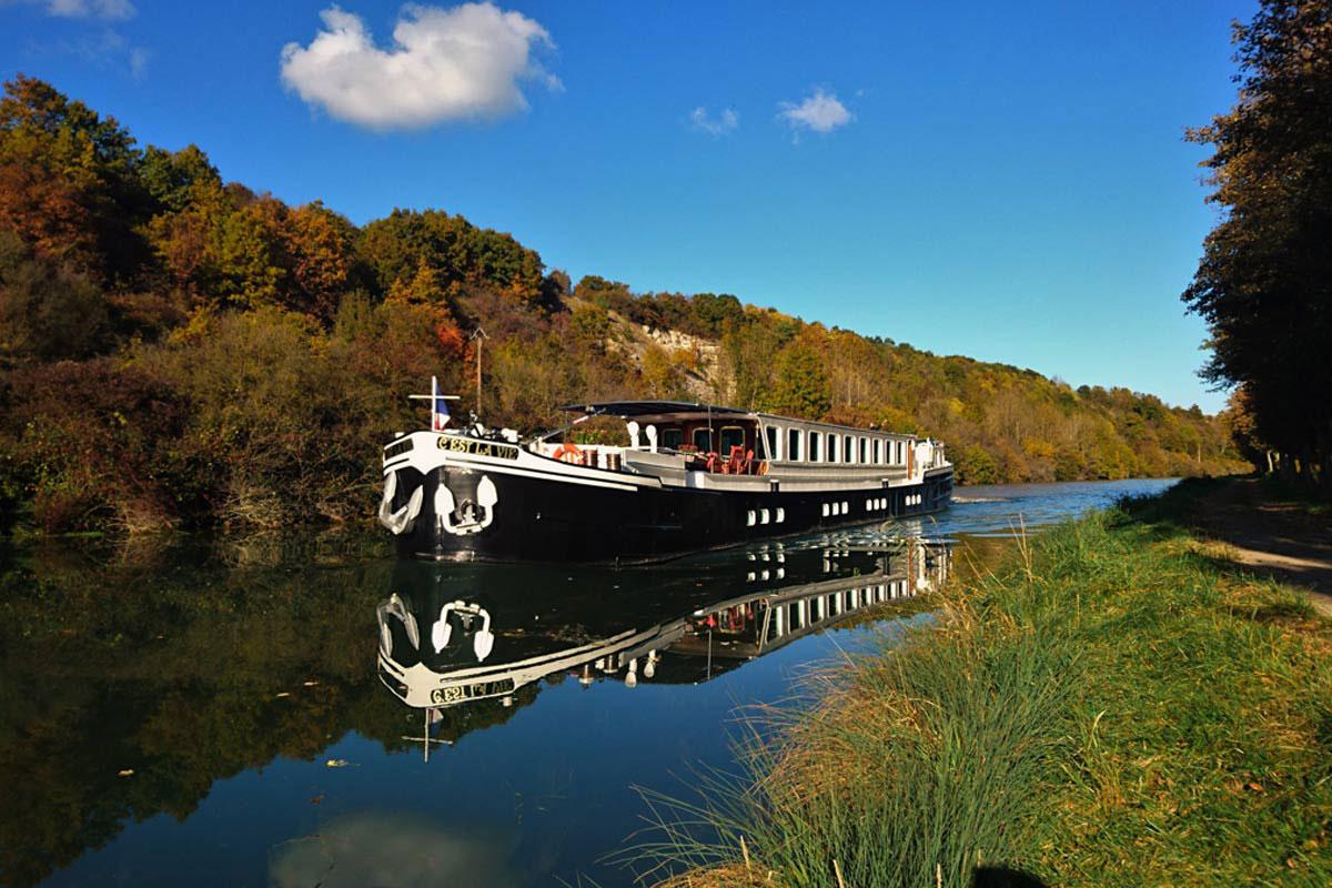 Montargis to Saint Florentin Cruise Route & Itinerary
