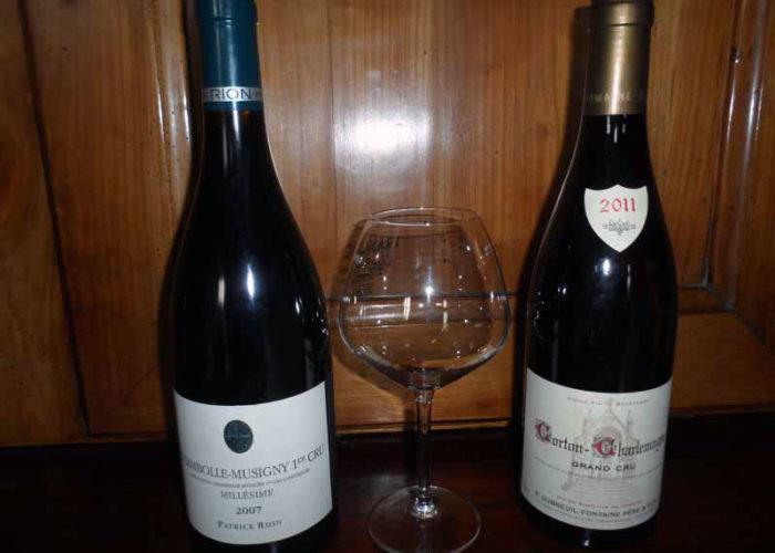 C'est La Vie Luxury Hotel Canal Barge example wine selection