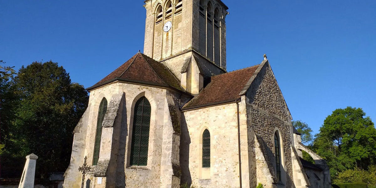 Churches of Champagne