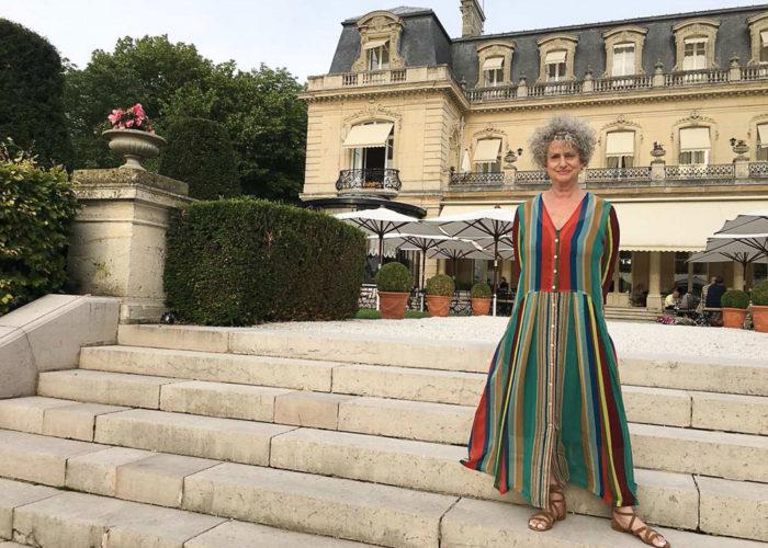 2 star Michelin restaurant Les Crayeres exterior