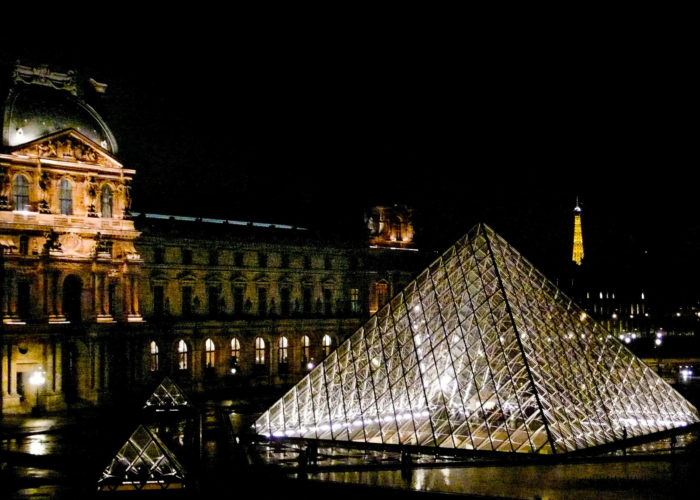 Trip to the Louvre museum