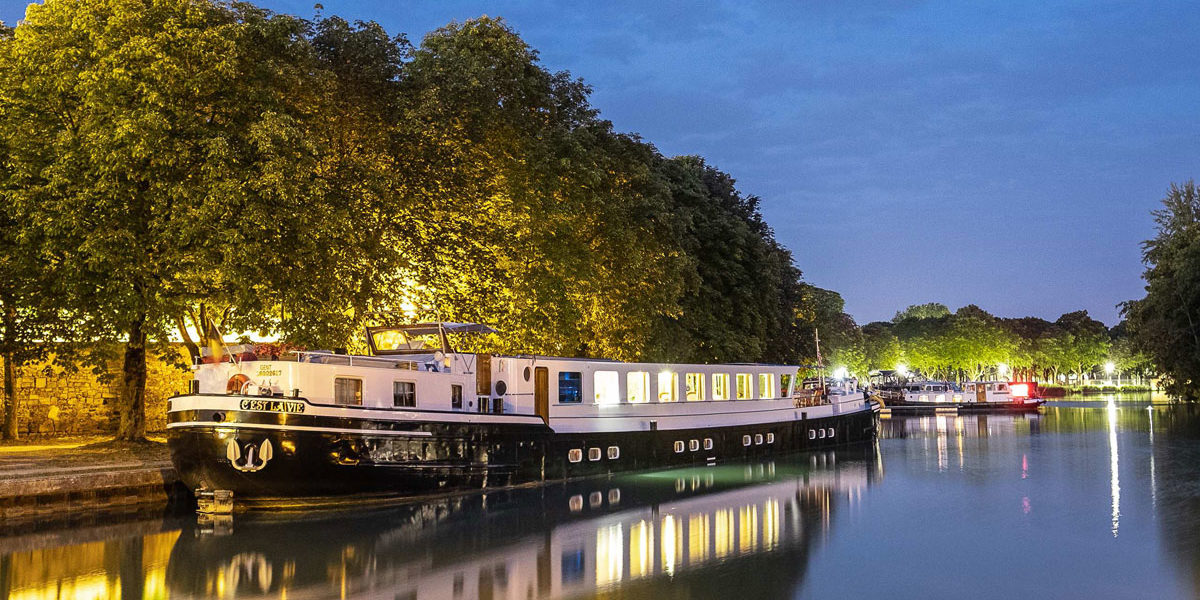 Hotel Barge Guest Blog