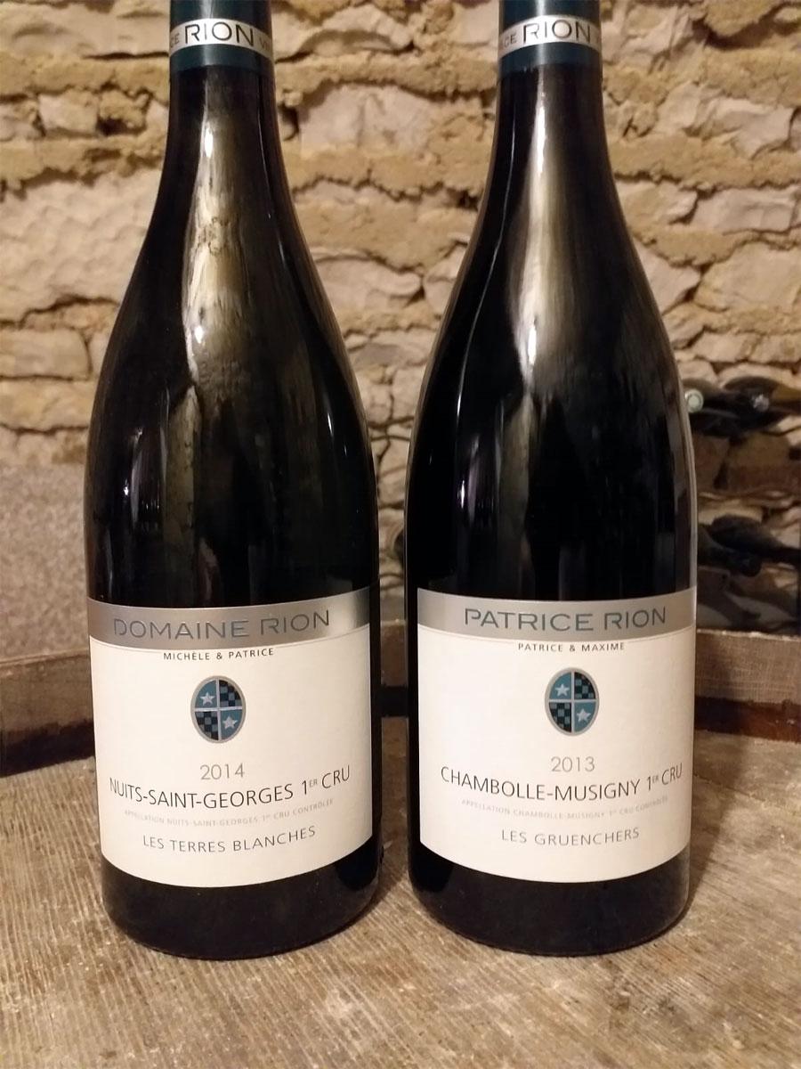 Burgundy wines on board the C'est La Vie Luxury Hotel Barge