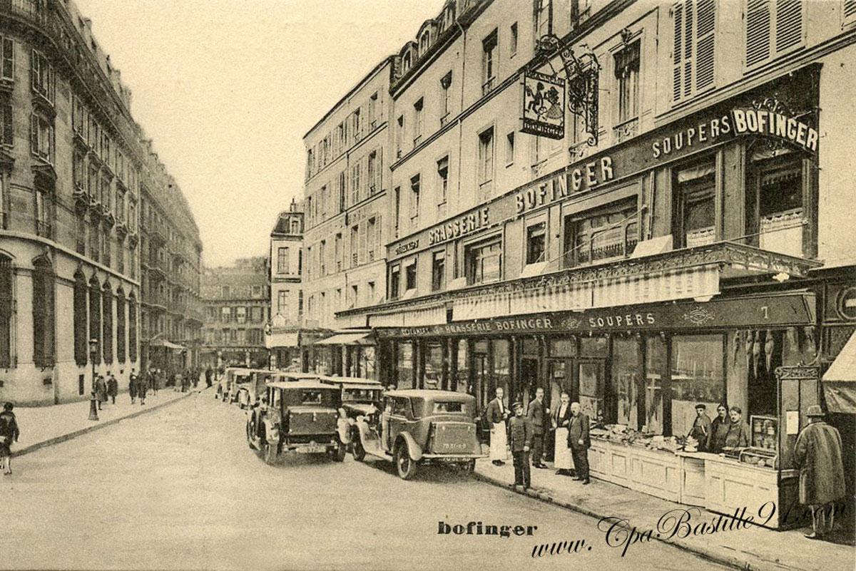 Bofinger Brasserie, Paris