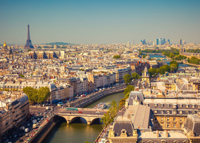 Visit Paris on your Barge Cruise holiday
