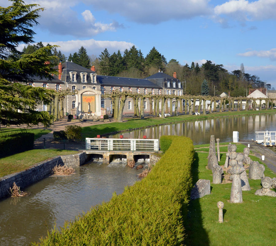 Barge Cruises in France - Upper Loire 5-night Barge Cruise