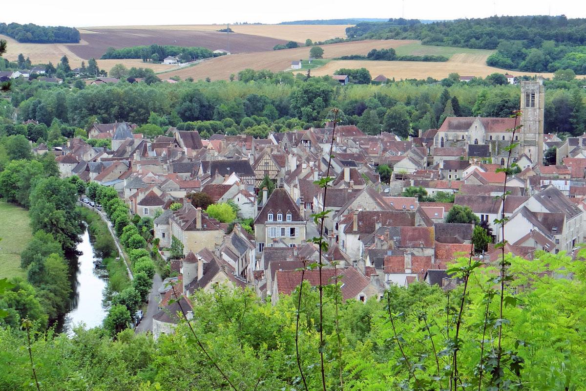Noyers, France