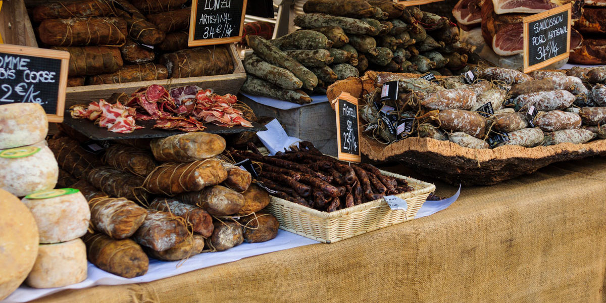 French markets are a must-visit