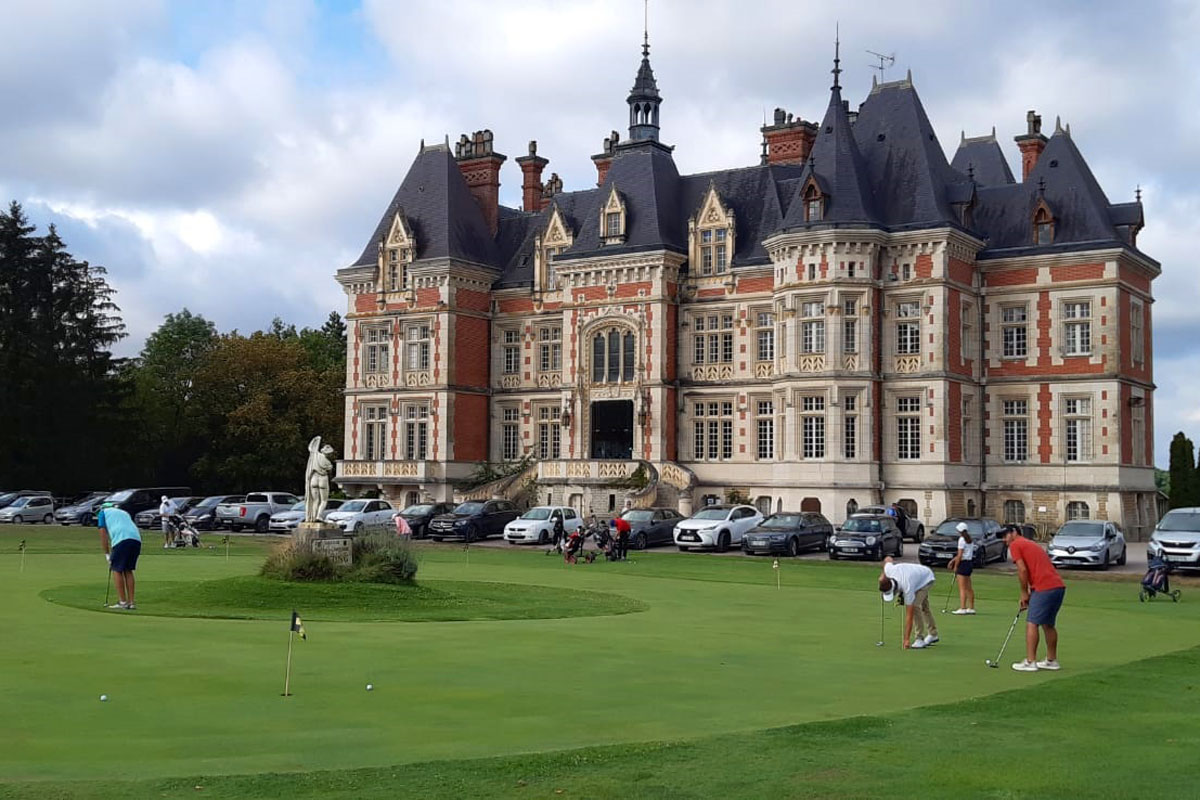 Chaource-golf-course
