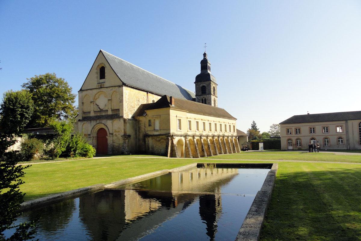 Fontaine Abbaye Hautvillers