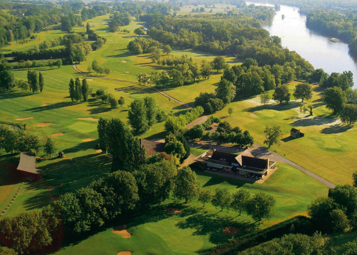 Golf de Sancerre on the Upper Loire Golf Barge cruise