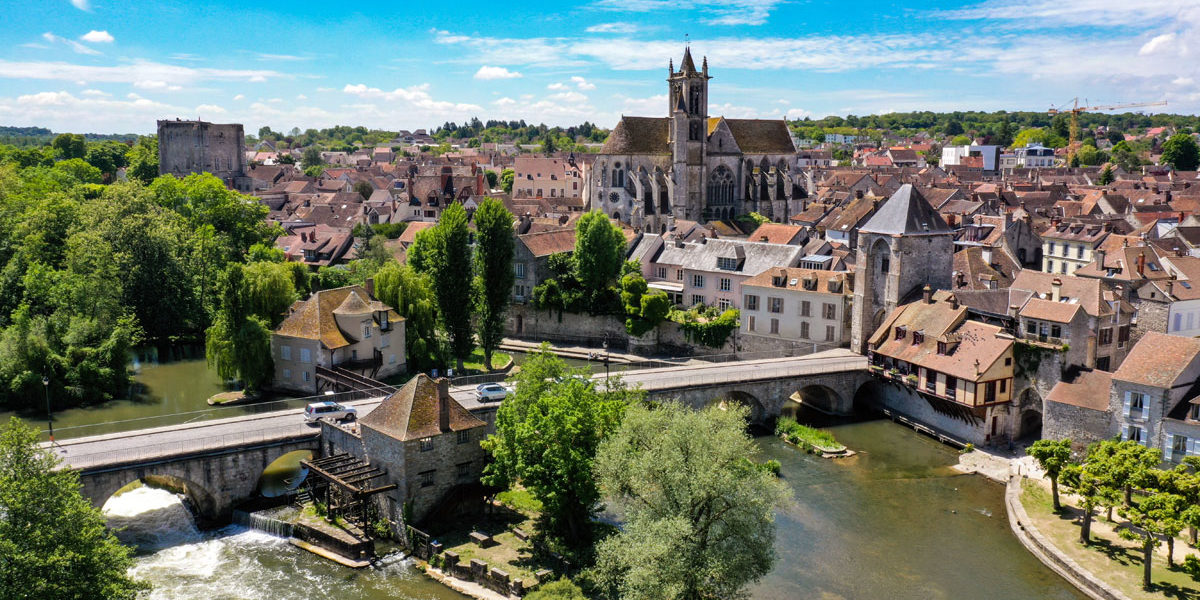 5 x charming towns & villages of France